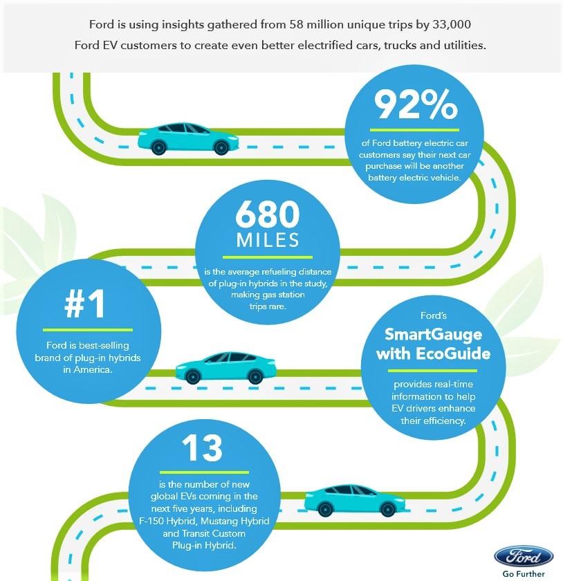 Statistici Ford EV