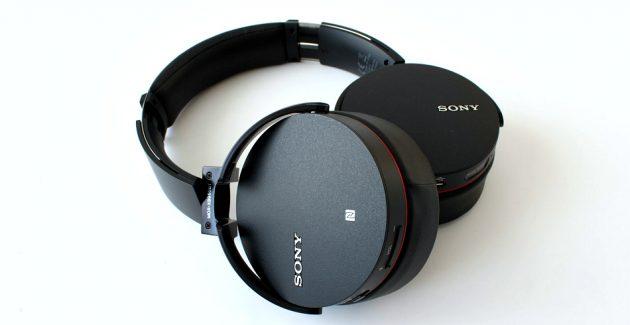 Casti Sony MDR-XB950BT