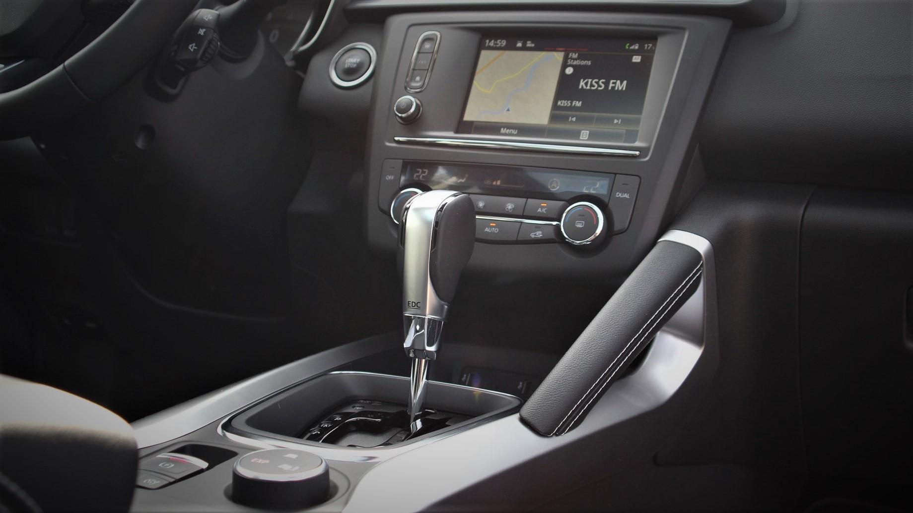 Renault kadjar 1 2 tce 130 cp edc review for Interior renault kadjar