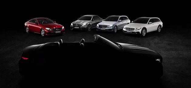 Mercedes-Benz E Class Family