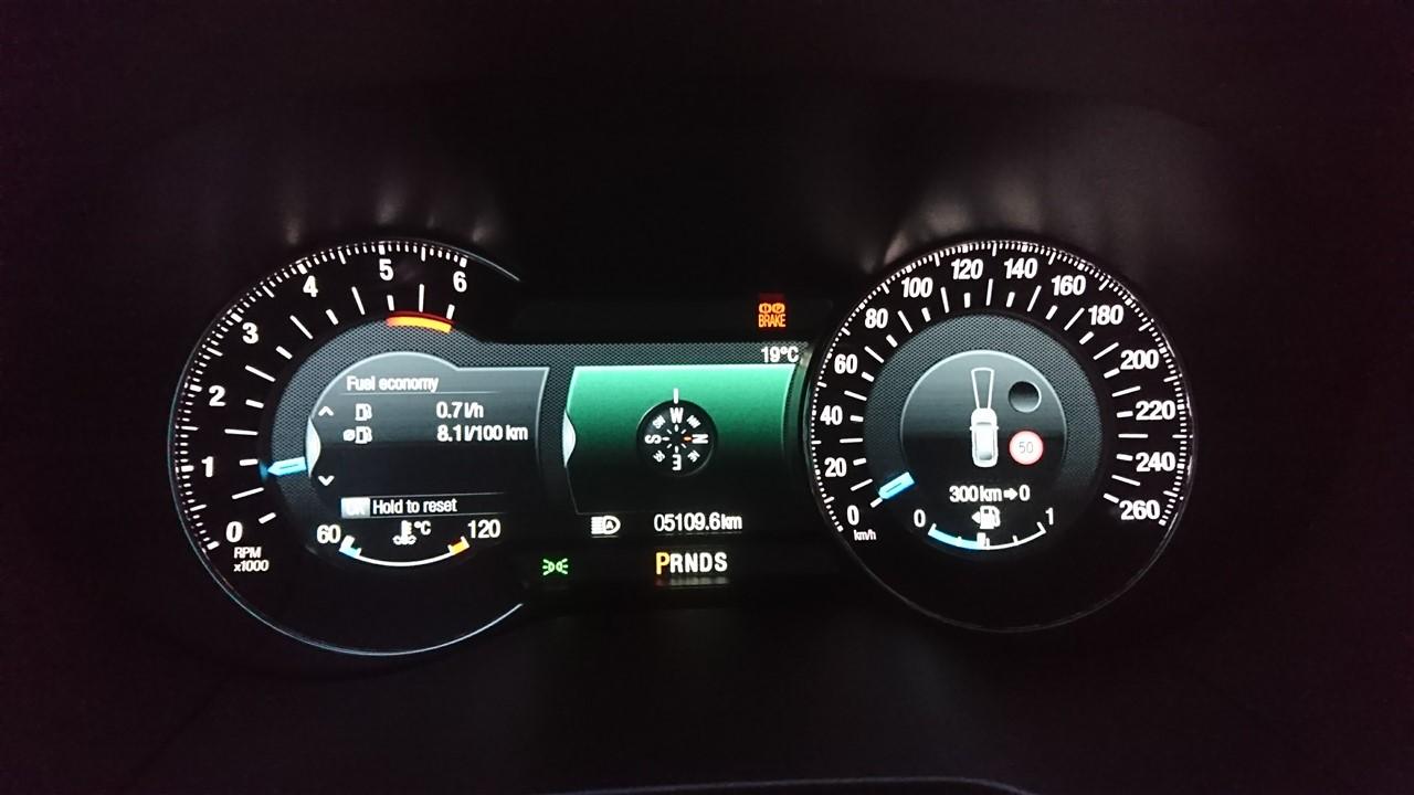 Ceasuri bord Ford S-Max Vignale