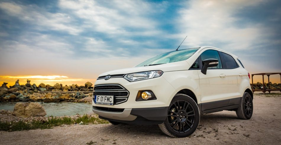Ford EcoSport 1.0 EcoBoost 140 CP M5