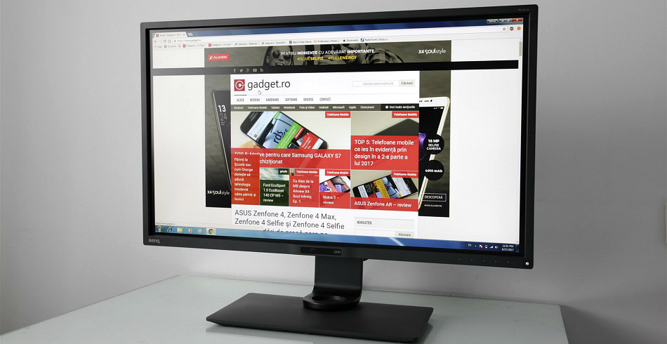 Monitor BenQ PD3200Q