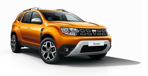 Noul Dacia Duster