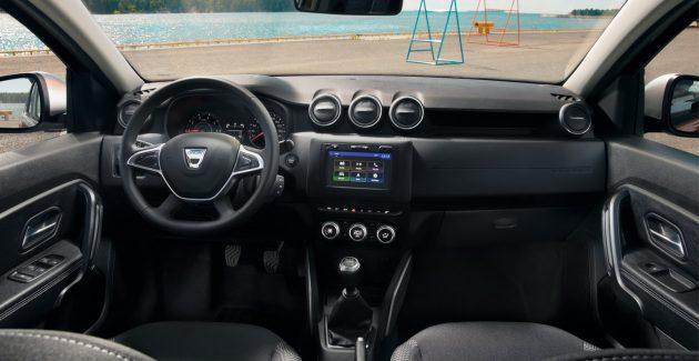 Imagini oficiale cu interiorul noului duster de la dacia for Dacia duster foto interni