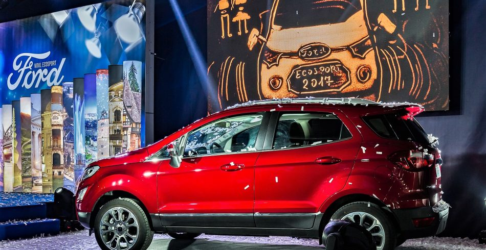 Lansare Ford EcoSport