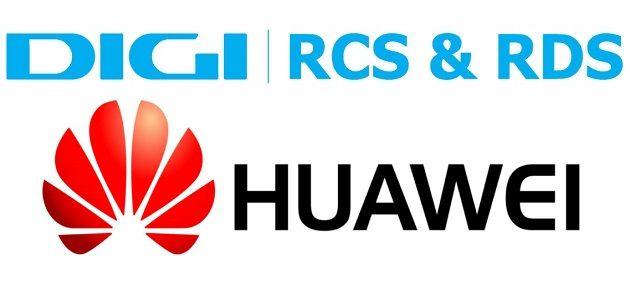 Digi Mobil RCS-RDS Huawei