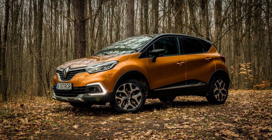 Renault Captur Intens 1.2 TCe 120 CP EDC