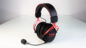 Casti gaming HyperX Cloud Alpha