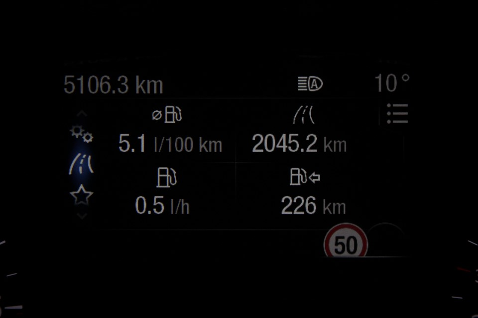 Consum Ford Fiesta Vignale 1.5 Duratorq 120 CP M6