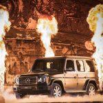 Noul Mercedes-Benz Clasa G
