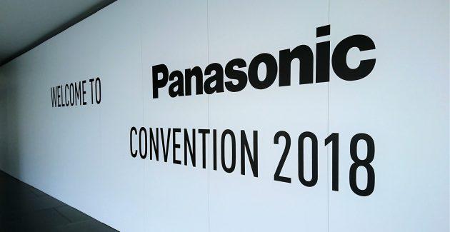 Panasonic Convention 2018
