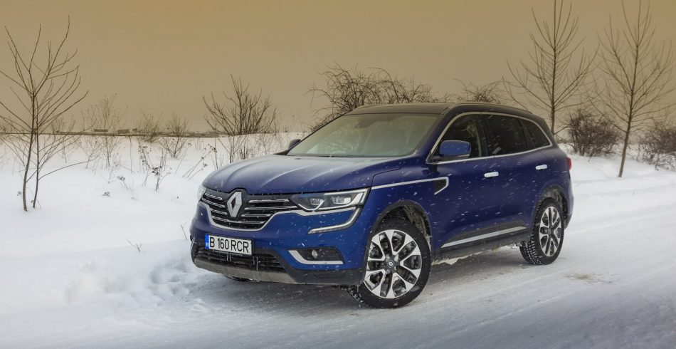 Renault Koleos 20 Dci 175 Cp 4x4 X Tronic Intens Review Gadget