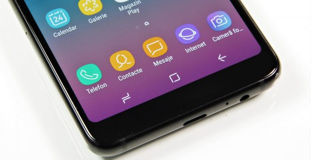 Android 9 Pie certificat pentru Samsung GALAXY A7, A8 și A9