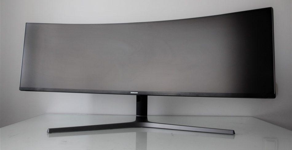 Monitor gaming Samsung C49HG90DMN
