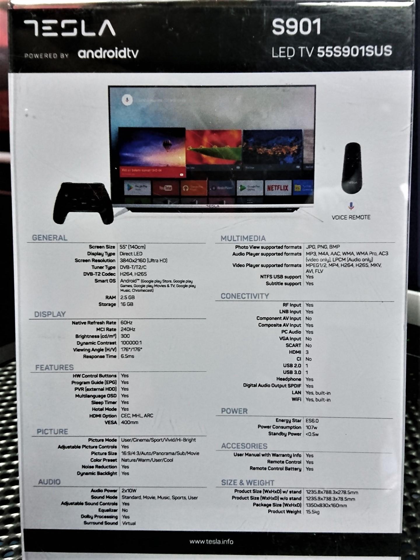 Televizoare Tesla Seria 9