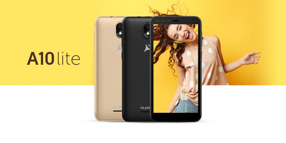 Allview A10 Lite – un nou smartphone parte a proiectului Android Go
