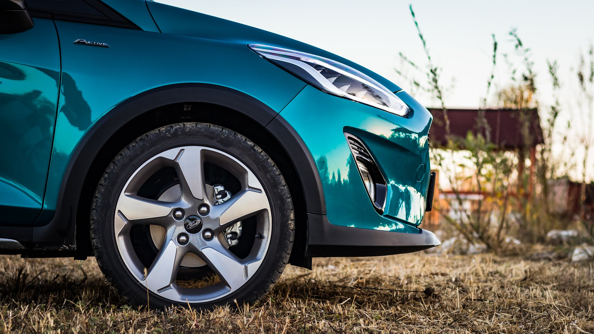 Ford Fiesta Active 1 0 Ecoboost 100 Cp At6 Review Gadget Ro Hi