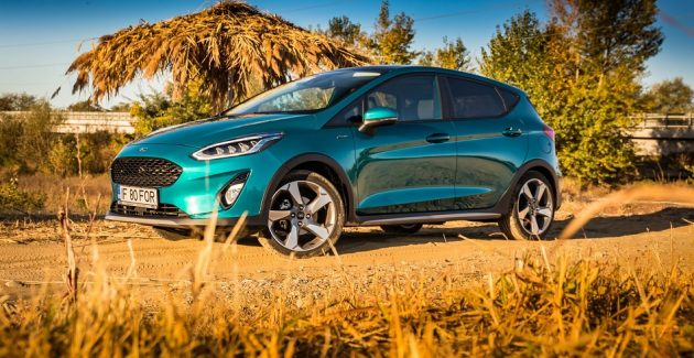 Ford Fiesta Active 1.0 EcoBoost AT6