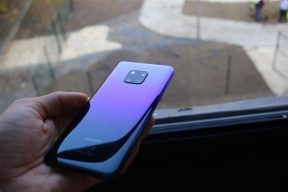 Huawei Mate 20 Pro – hands-on