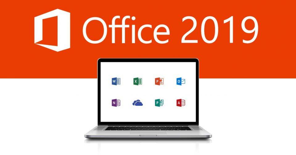 Office 2019 la 49.49 euro și câteva noutăți