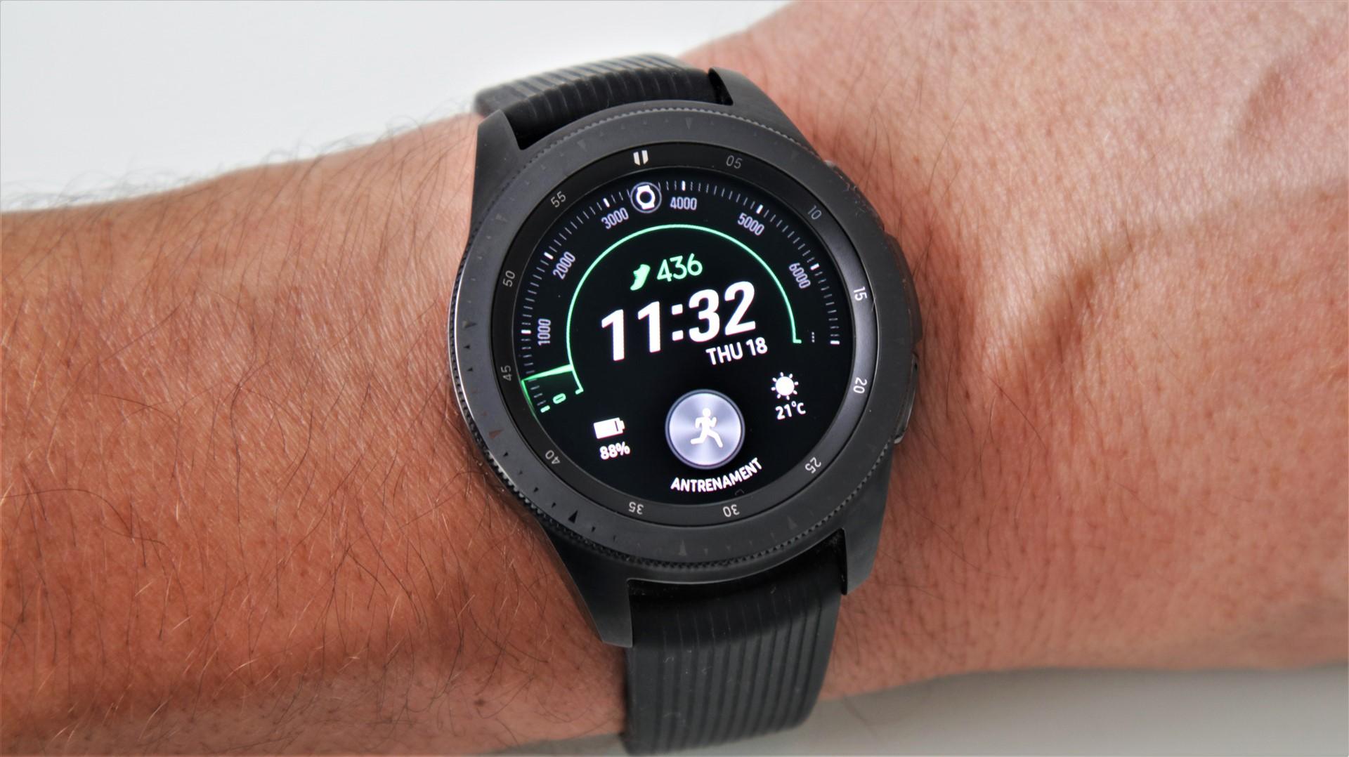 Samsung Galaxy Watch 42mm Bluetooth - review : Gadget ro