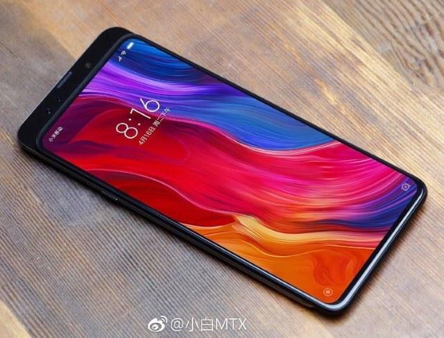 Xiaomi Mi Mix 3 nu va avea scanner de amprentă integrat în display