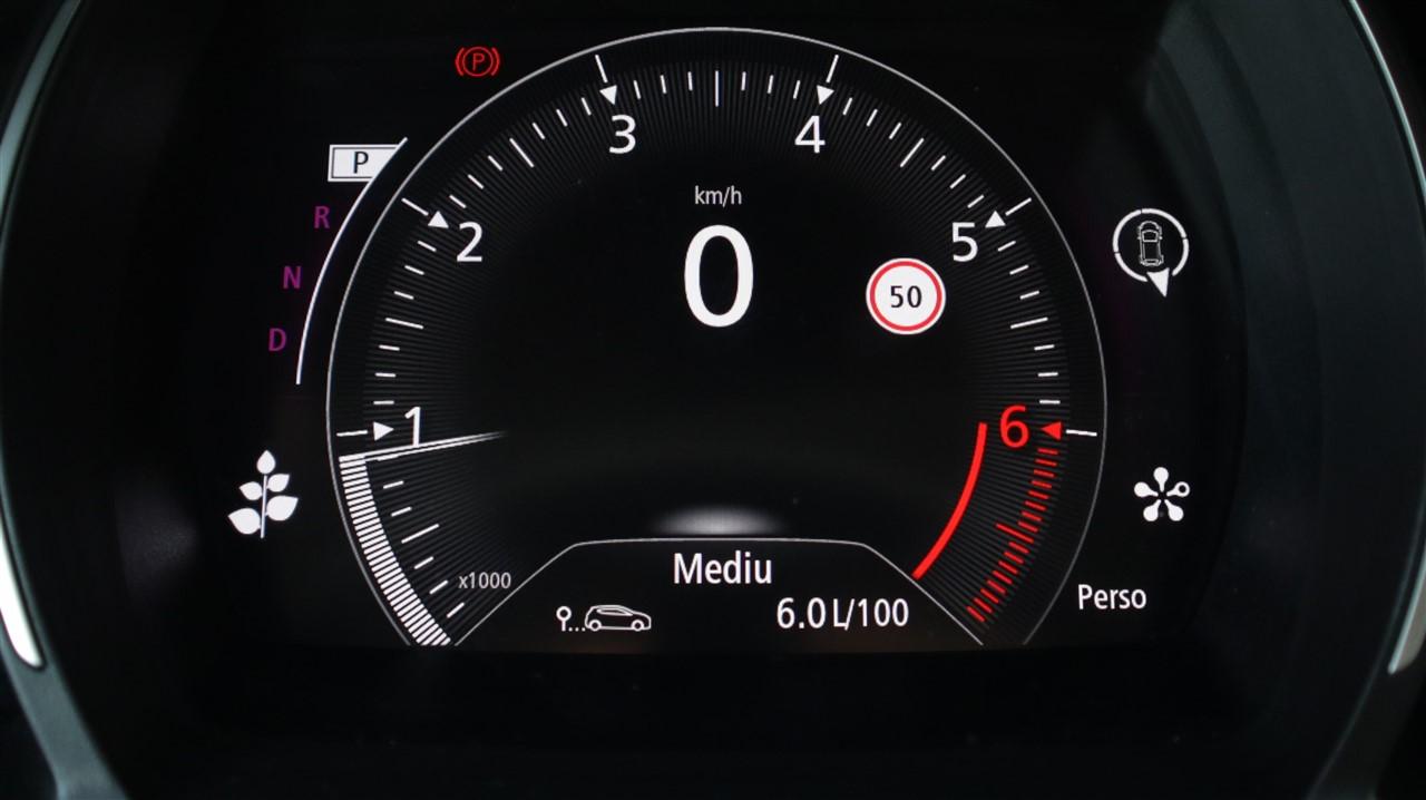 Consum Renault Megane Sedan 2018 1.2 TCe 130CP EDC7