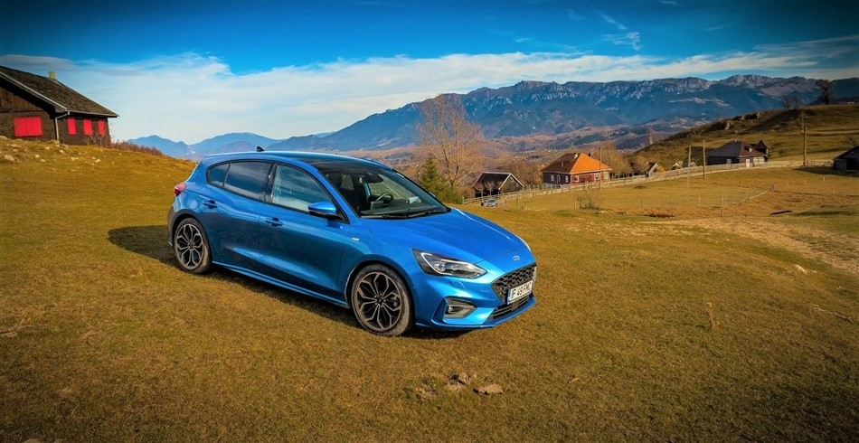 Ford Focus ST-Line 2018 1.5 EcoBlue 120 CP A8