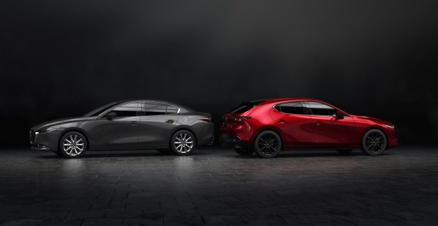 Noua Mazda 3