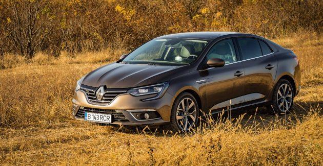 Renault Megane Sedan 2018 1.2 TCe 130CP EDC7