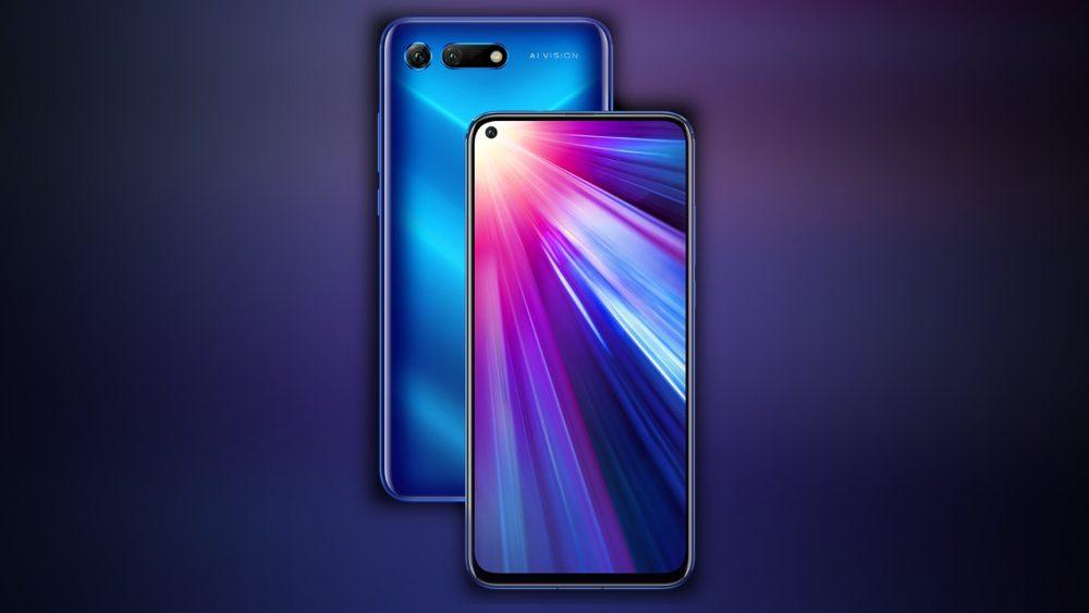 Huawei Honor View 20 - detalii complete: 6 4 inch, Kirin 980