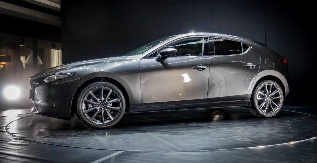 Lansare Praga noua Mazda 3