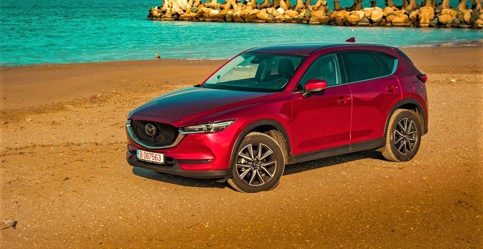 Mazda CX-5 2019 G194 AT6 4x4