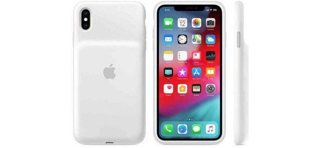 321912d7a14 Apple a lansat husa cu baterie externă încorporată pentru iPhone XS ...