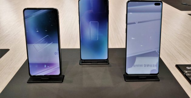 Samsung Galaxy S10 S10 Plus si S10e
