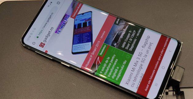 Samsung Galaxy S10 la MWC 2019