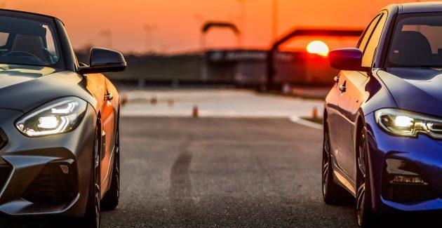 BMW 330i si Z4 M40i