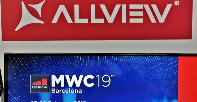 Allview la MWC 2019