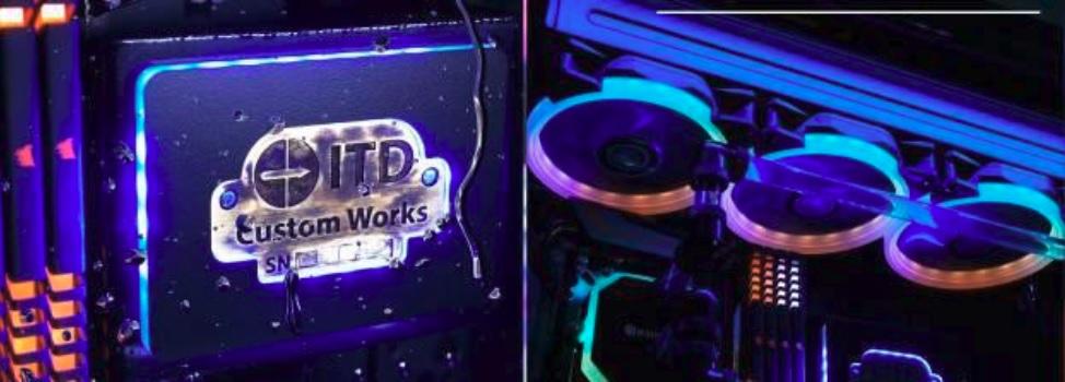 ITD Custom Works Serial Number