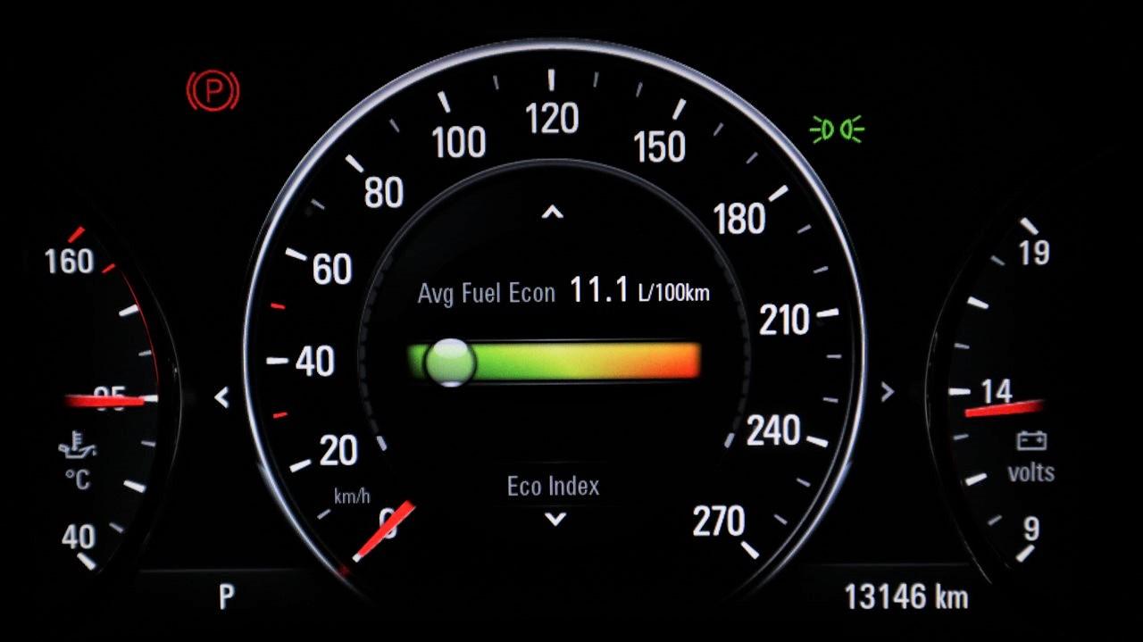 Consum Opel Insignia GSi 2018 260CP AT8 AWD
