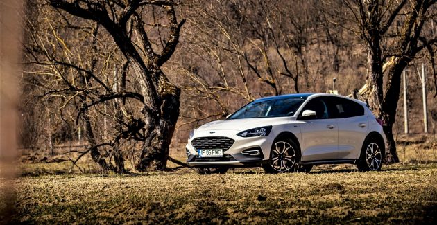 Ford Focus Active Business 2019 2.0 EcoBlue 150 Cp AT8