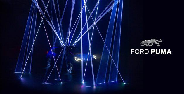 Noul Ford Puma 2019