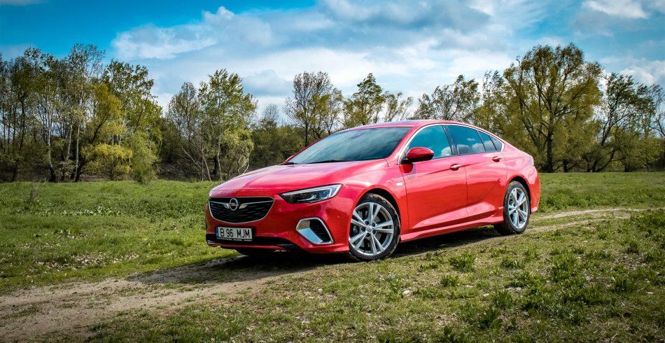 Opel Insignia GSi 2018 260CP AT8 AWD