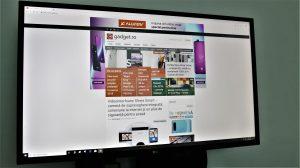 Monitor 4K LG 32UK550-B