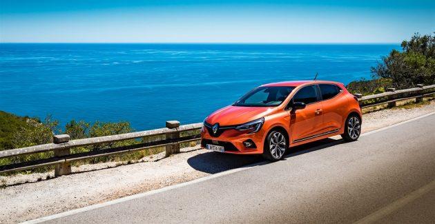 Noul Renault Clio 2019