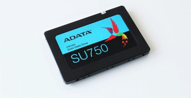 SSD ADATA Ultimate SU750 512GB