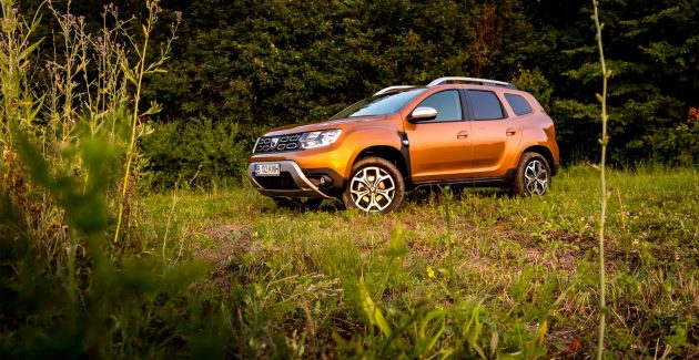 Dacia Duster 2019 1.3 TCe 150CP 2WD M6 Connected by Orange