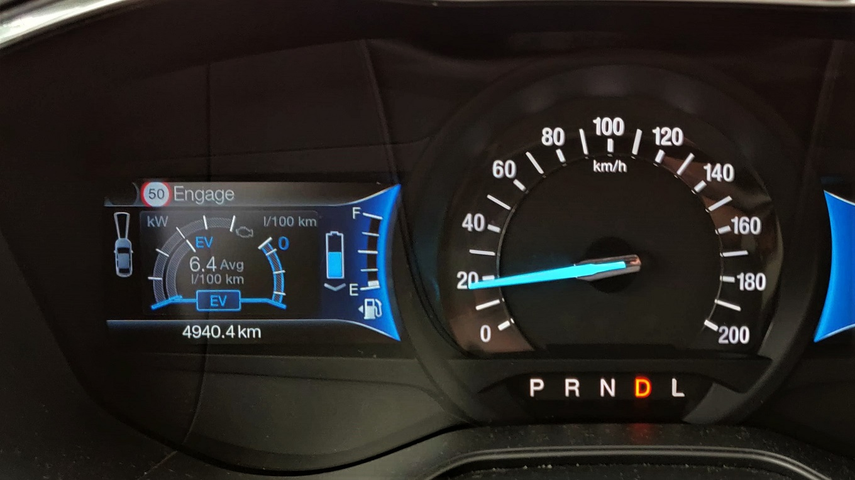 Consum mediu Ford Mondeo Wagon Hybrid 2019
