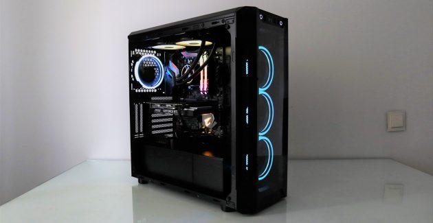 Sistem gaming Arkay de la PC Garage